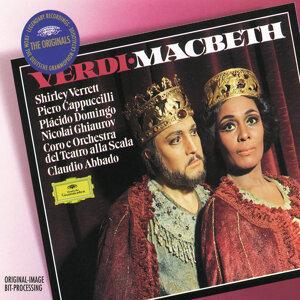 Coro del Teatro alla Scala di Milano,Orchestra del Teatro alla Scala di Milano,Claudio Abbado 歌手頭像