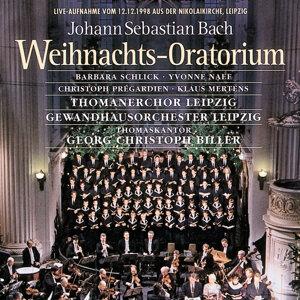 Gewandhausorchester Leipzig,Thomanerchor Leipzig,Klaus Mertens,Georg Christoph Biller,Barbara Schlick,Christoph Prégardien,Yvonne Naef 歌手頭像