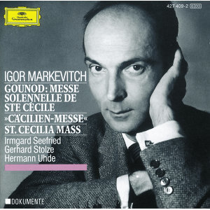 Igor Markevitch,Czech Choir Prague,Irmgard Seefried,Czech Philharmonic Orchestra,Gerhard Stolze,Hermann Uhde 歌手頭像