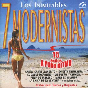 Los 7 Modernistas
