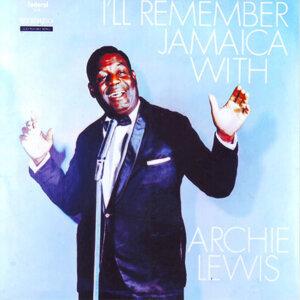 Archie Lewis 歌手頭像