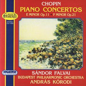 Sándor Falvai, Budapest Philharmonic Orchestra, András Kórodi 歌手頭像