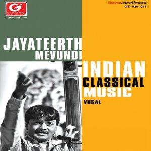Jayateerth Mevundi 歌手頭像