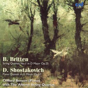Clifford Benson, Alberni String Quartet 歌手頭像
