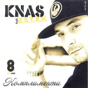 Knas 歌手頭像