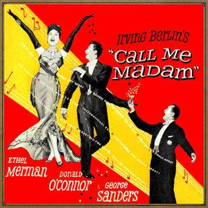 Ethel Merman, Donald O'Connor & George Sanders 歌手頭像