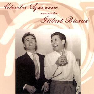 Charles Aznavour|Gilbert Bécaud 歌手頭像