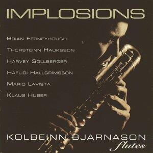 Kolbeinn Bjarnason 歌手頭像