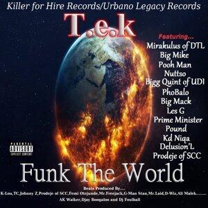 T.E.K. 歌手頭像