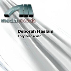 Deborah Haslam Artist photo