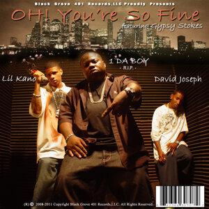 David Joseph, Lil Kano, 1DABOY, Gypsy Stokes 歌手頭像