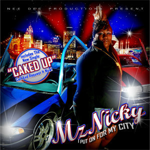 Mz Nicky 歌手頭像