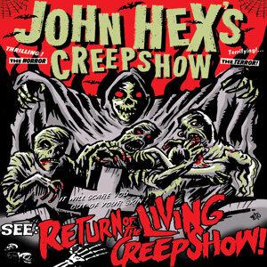 John Hex's Creepshow 歌手頭像