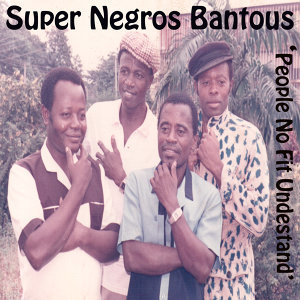 Super Negro Bantous 歌手頭像