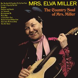 Mrs. Elva Miller