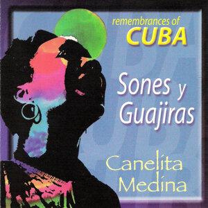 Canelita Medina 歌手頭像