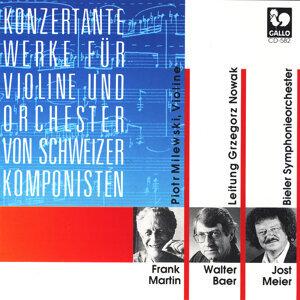 Piotr Milewski, Bieler Symphonieorchester & Grzegorz Nowak 歌手頭像