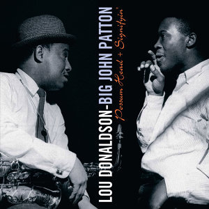 Lou Donaldson|Big John Patton 歌手頭像