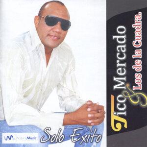 Tico Mercado & los de la Cuadra 歌手頭像
