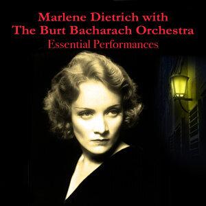 Marlene Dietrich, The Burt Bacharach Orchestra 歌手頭像