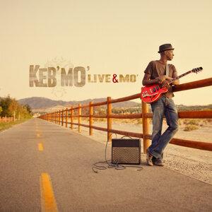 Keb' Mo' (凱柏莫) 歌手頭像