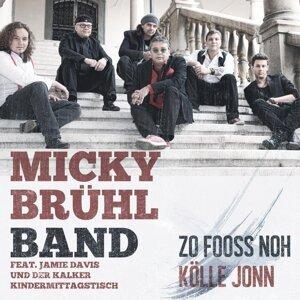 Micky Brühl Band feat. Jamie Davis und der Kalker Kindermittagstisch 歌手頭像