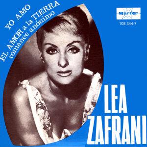 Lea Zafrani 歌手頭像