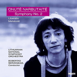 Narbutaite: Symphony No. 2 アーティスト写真