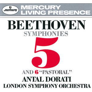 London Symphony Orchestra,Antal Doráti 歌手頭像