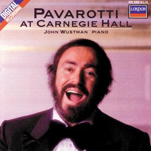 John Wustman,Luciano Pavarotti 歌手頭像