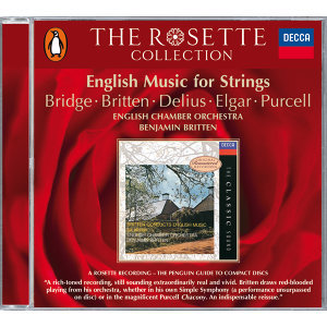 English Chamber Orchestra,Benjamin Britten,Sir Peter Pears