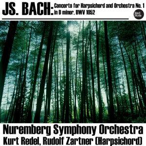 Nuremberg Symphony Orchestra, Kurt Redel 歌手頭像