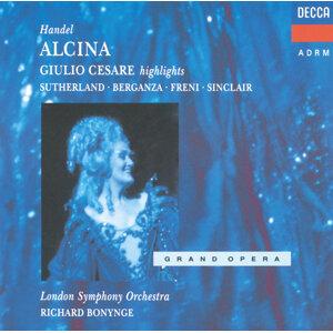 Richard Bonynge,Monica Sinclair,Teresa Berganza,Dame Joan Sutherland,London Symphony Orchestra 歌手頭像
