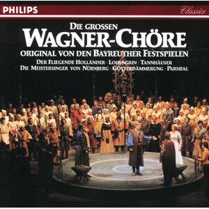 Wolfgang Sawallisch,Silvio Varviso,Hans Knappertsbusch,Karl Böhm,Orchester der Bayreuther Festspiele,Chor der Bayreuther Festspiele 歌手頭像