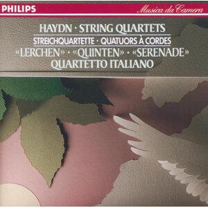 Quartetto Italiano,Elisa Pegreffi,Piero Farulli,Franco Rossi,Paolo Borciani 歌手頭像