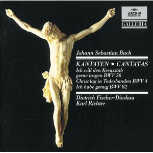 Karl Richter,Münchener Bach-Orchester,Dietrich Fischer-Dieskau,Münchener Bach-Chor 歌手頭像