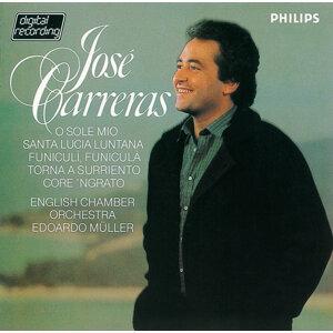 English Chamber Orchestra,José Carreras,Edoardo Muller 歌手頭像