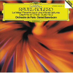 Orchestre de Paris,Daniel Barenboim 歌手頭像
