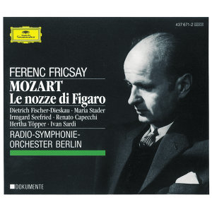 Radio-Symphonie-Orchester Berlin,Ferenc Fricsay 歌手頭像