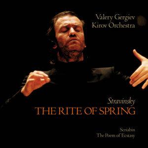 Orchestra of the Kirov Opera, St. Petersburg,Valery Gergiev