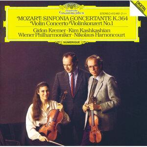 Wiener Philharmoniker,Nikolaus Harnoncourt,Gidon Kremer 歌手頭像