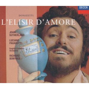 Richard Bonynge,Luciano Pavarotti,English Chamber Orchestra,Dame Joan Sutherland 歌手頭像