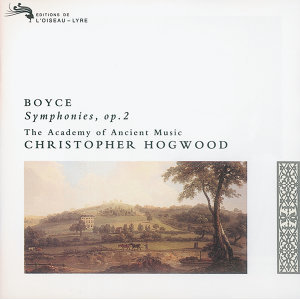 The Academy of Ancient Music,Christopher Hogwood