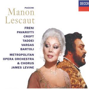 Mirella Freni,Cecilia Bartoli,Giuseppe Taddei,Luciano Pavarotti,James Levine,Metropolitan Opera Orchestra 歌手頭像