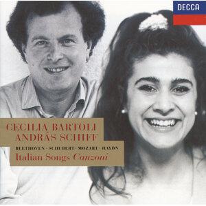 András Schiff,Cecilia Bartoli 歌手頭像