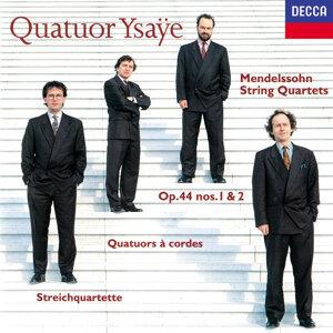 Quatuor Ysaÿe 歌手頭像