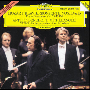 NDR-Sinfonieorchester,Arturo Benedetti Michelangeli,Cord Garben 歌手頭像