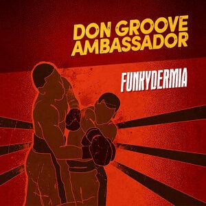 Don Groove Ambassador 歌手頭像