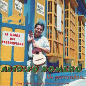 Astolfo Romero 歌手頭像