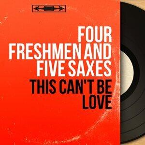 Four Freshmen And Five Saxes 歌手頭像